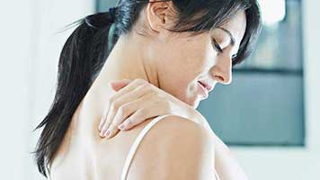 Upper Back & Neck Pain Treatment San Mateo